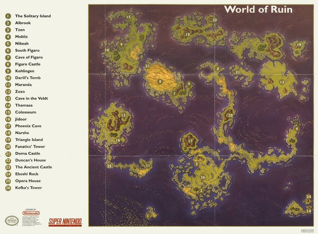 World of Ruin