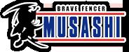 Logo till Brave Fencer Musashi.