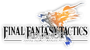 Logon till Final Fantasy Tactics Advance